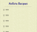 Mixture Recipes