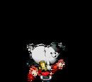 ID:1296 炎のおしおき:モノクマ