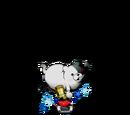ID:1297 水のおしおき:モノクマ