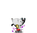 ID:1300 闇のおしおき:モノクマ