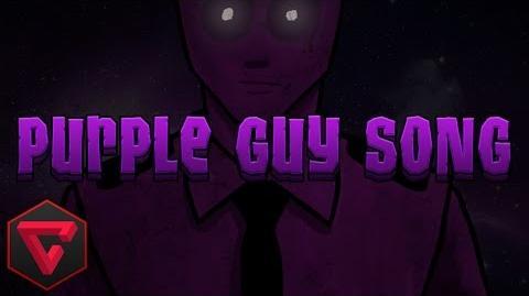 """PURPLE GUY SONG By iTownGamePlay """"La Canción del Hombre Morado"""" (Five Nights at Freddy's)"""