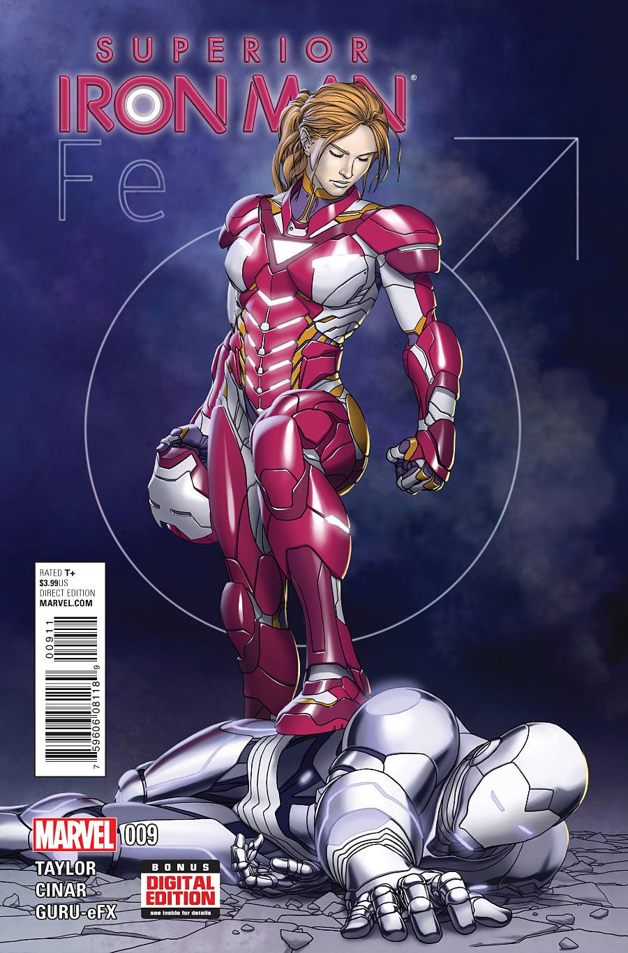 Superior Iron Man Vol 1 9