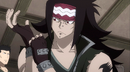 Gajeel prepares for the Tartaros war.png