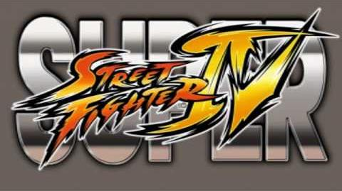 Super Street Fighter IV - Character Select Theme (VS)