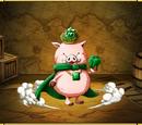 エメラルドパワース豚(トーン)