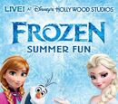 Frozen Summer Fun!
