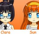 Cure Sun/Clara Turner
