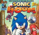 Sonic Boom Edição 1