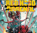 Red Hood/Arsenal Vol 1 1