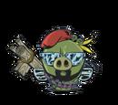 Major lazer pig
