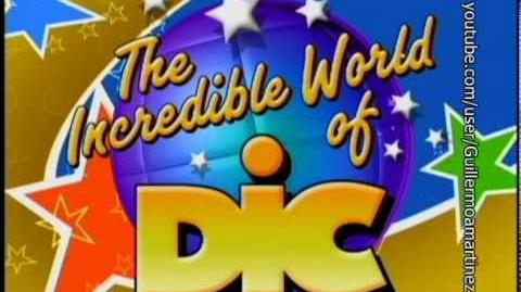 The Incredible World of DiC