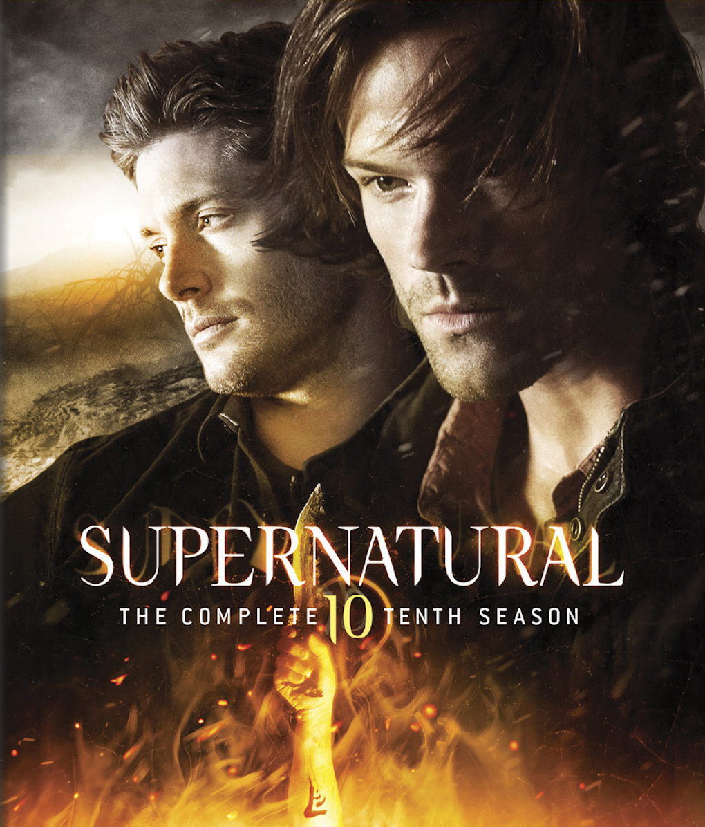 Season 10 - Supernatural... Scary Just Got Sexy!