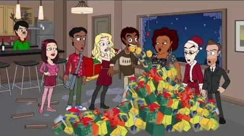 Community Season 5 Trailer - Miracle on Jeff's Street - Community