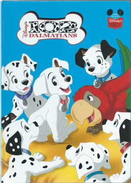 102 dalmatians disneys wonderful world of reading