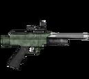 Pistolet usypiający - domyślna skórka