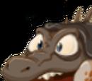 Mud Iguana