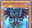 Dragón Zombi de Ojos Rojos