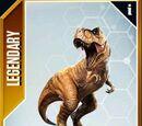 Tyrannosaurus rex/JW: TG