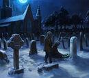 Galerie Cimetière de Godric's Hollow