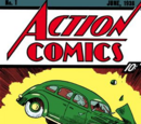 Action Comics Vol.1 1