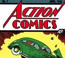 Action Comics Vol 1