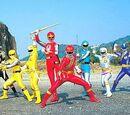 Wild Storm (Power Rangers Ninja Storm)