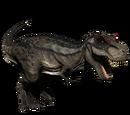 Tyranozaur - skórka Copperhead