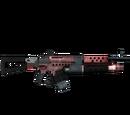 Karabin szturmowy - skórka Blood Serpent