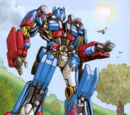 Líderes Autobot