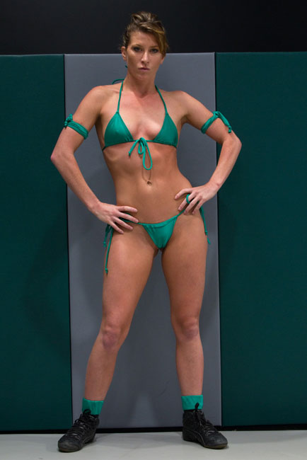 Ariel x wrestler