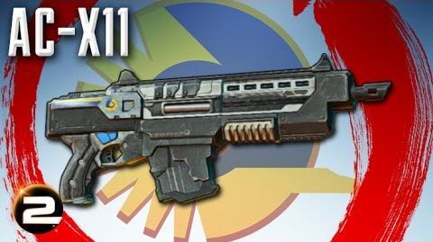 AC-X11 (NC's Compact Death Dealer) - PlanetSide 2 Weapon Review