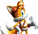 """Miles """"Tails"""" Prower (Jogos)"""