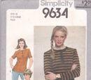 Simplicity 9634