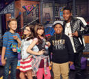 Checker Fred/Kel Mitchell returns to Nickelodeon to star in Game Shakers