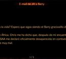 E - mail de Jill a Barry