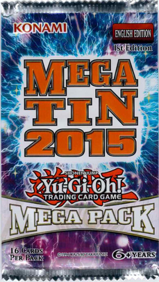September 18 - Release date for 2015 Mega-Tin Mega Pack