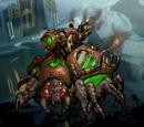 Terrorantula, Oozing Siege Spider