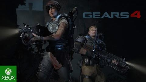 Gears of War 4 E3 Gameplay Preview
