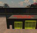Seychelles Isles Airport Fire Dep