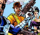 Howling Commandos members (Earth-9997)
