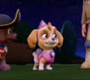 Pups and the Ghost Pirate/Quotes