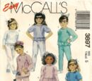 McCall's 3897 A