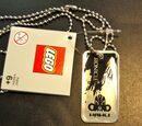 4519160 BIONICLE Hahli Key Chain