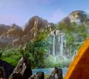 Błyszczące Wodospady