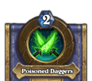 Poisoned Daggers