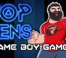 Top Ten Game Boy Games