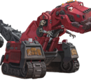 Dinotrux characters
