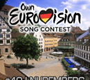 Own Eurovision Song Contest 40