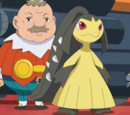 Count Pumpka's Mawile