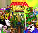 Nelson Mesen/Kung Fu Panda versus Panda Khan & Las Tortugas Ninja ( TMNT)